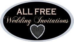 ALL FREE Wedding Invitations